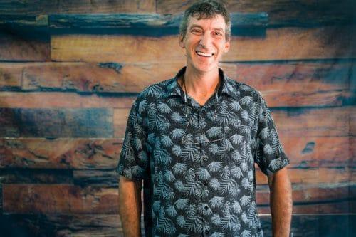 Co-owner Scott Schrader