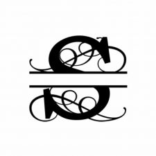 S Monogram Metal Wall Decor.jpg